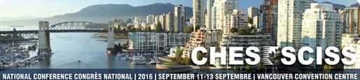 CHES 2016 National Conference
