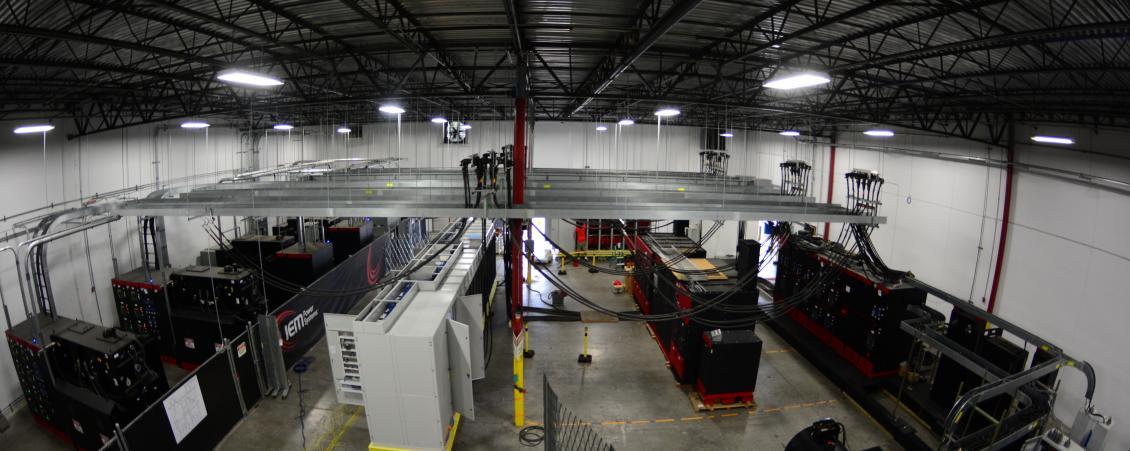 Test Facility & Equipment