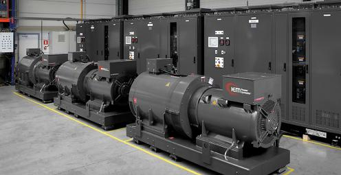 Rotary UPS Systems